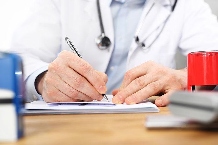 Brodawki na narządach płciowych wywołane wirusem HPV